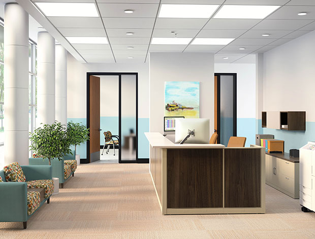 Dentist and Doctor Office Design