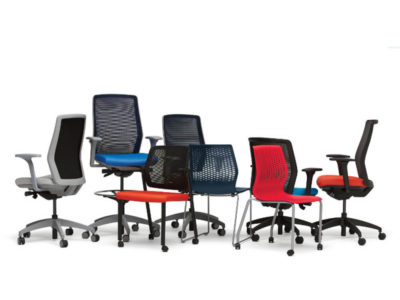 100s of High-quality Used Office Chairs