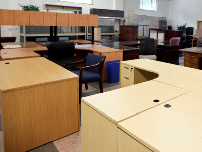 Wide Selection of Used Office Furniture